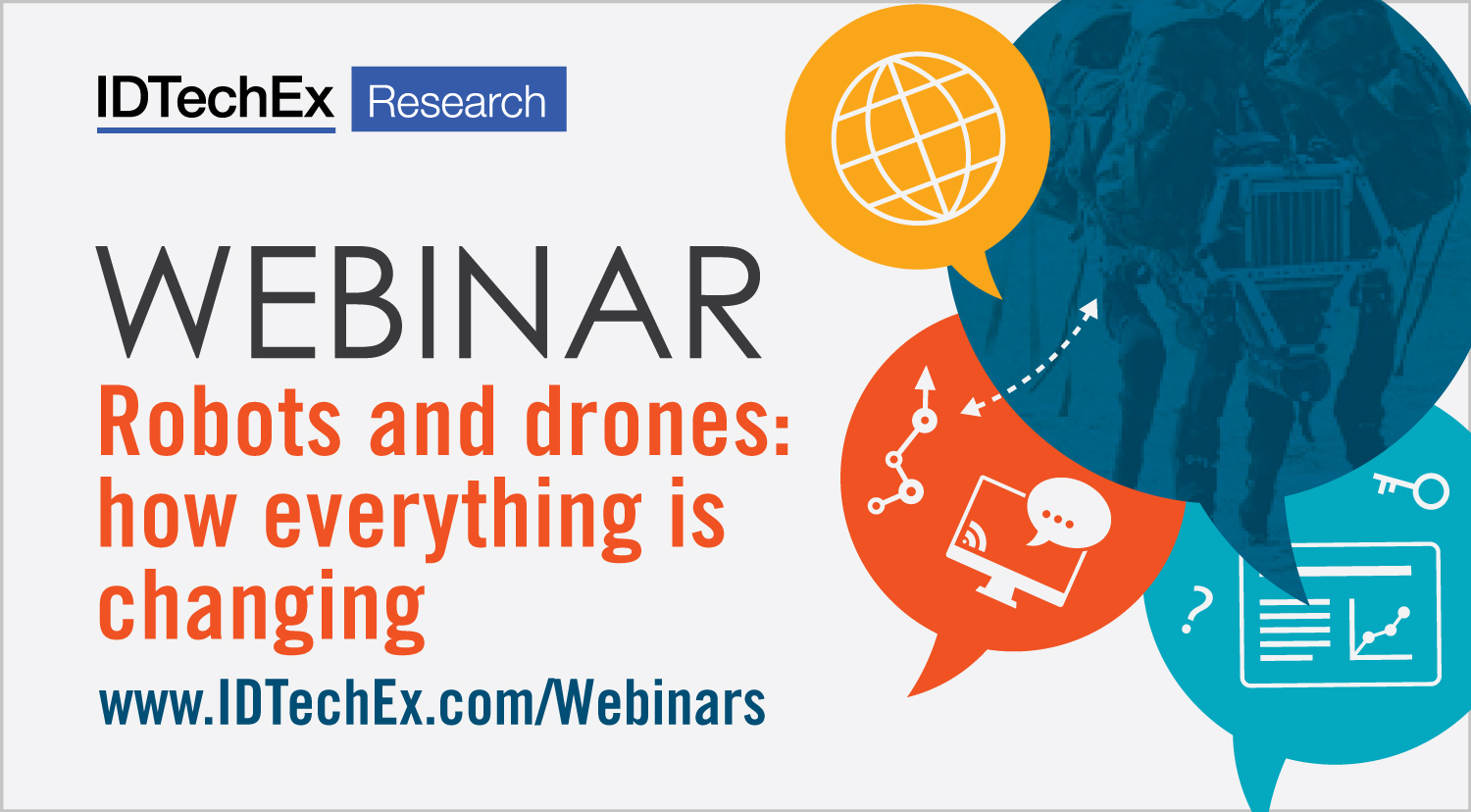 Robots and drones: how everything is changing