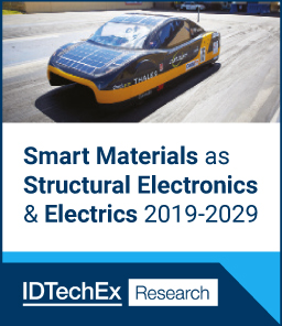 REPORT: Smart Materials as Structural Electronics