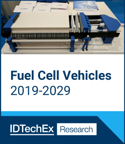 REPORT: Fuel Cell Vehicles 2019-2029