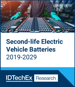 REPORT: Second-life Electric Vehicle Batteries