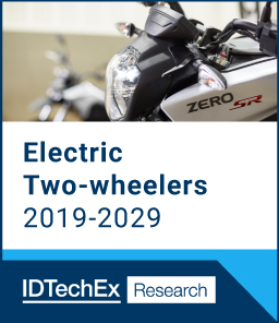 REPORT: Electric Two-wheelers 2019-2029