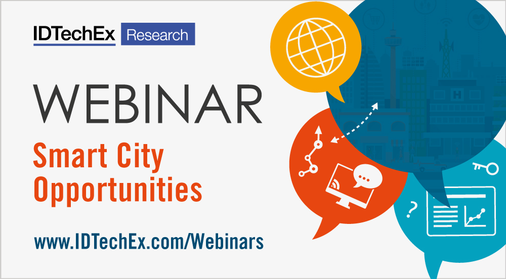 WEBINAR: Smart City Opportunities