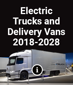 REPORT: Electric Trucks and Delivery Vans 2018