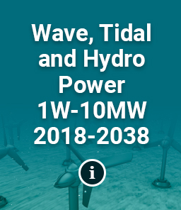 REPORT: Wave, Tidal and Hydro Power