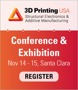 3D PRINTING USA: Journal Ad 128x148