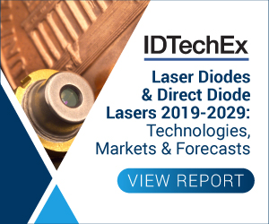 REPORT: Laser Diodes 300x250