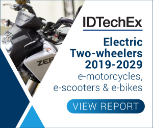 REPORT: Electric 2Wheelers 300