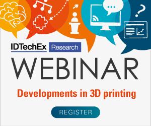 WEBINAR: 3D Developments