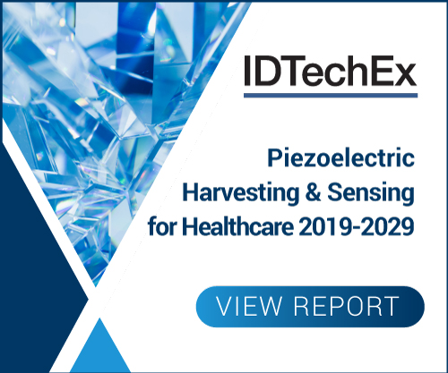 REPORT: Piezoelectric Harvesting Healthcare 300