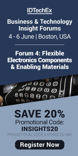 BOSTON: Forum 4 Flexible Electronics