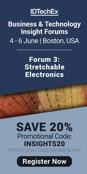 BOSTON: Forum 3: Stretchable Electronics