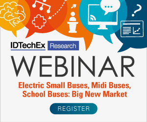 WEBINAR: Electric Small Buses, Midi Buses, School