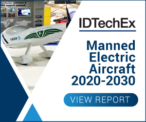 REPORT: Manned Electric Aircraft 300