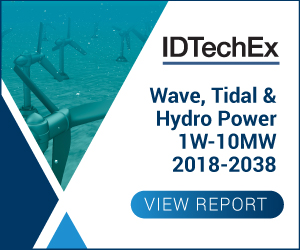 REPORTS: Wave, Tidal and Hydro Power 300