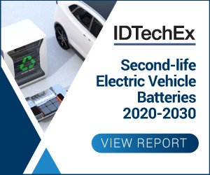 REPORT: Second Life Batteries 300x250
