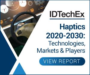 REPORTS: Haptics 300